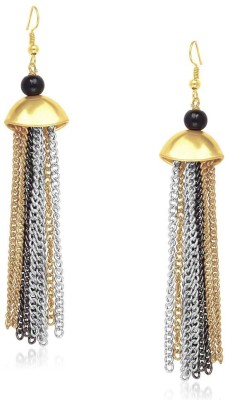 Urthn Gold Pretty - 1304702 Alloy Dangle Earring