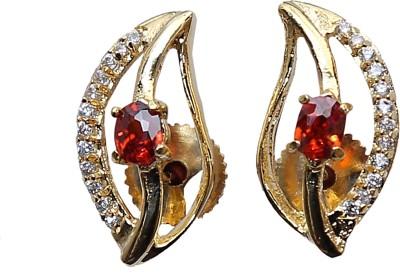 Asset Jewels Madam Brass Stud Earring