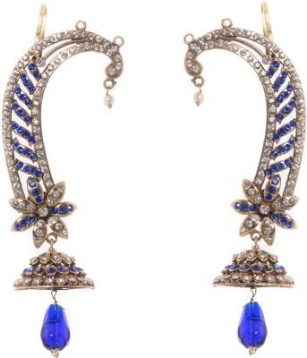 Buyclues SSJ6110 Brass Earring Set
