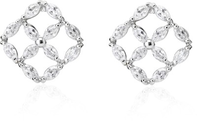 Svelte Exclusive Designer Zircon Alloy Stud Earring