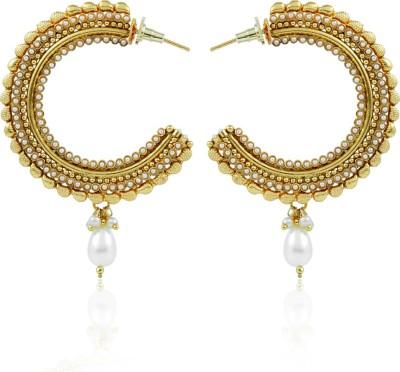 BoBell Bo,Bell Attractive Danglers for Women Copper Drop Earring