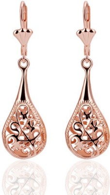 iSweven Precious shining imported lively a girls friend Zircon Alloy Drop Earring