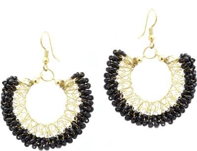 Fashion Era Spring sparkle Metal Dangle Earring