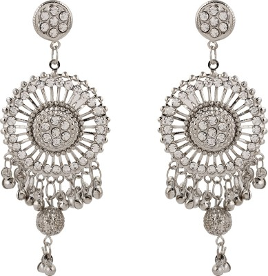 Haze Haze0474 Zircon Alloy Drop Earring