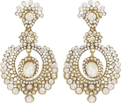 Jewels King Contemporary Alloy Dangle Earring