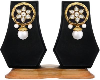 Zaveri Pearls Premium look Zinc Chandelier Earring