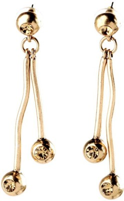 femnmas Two Wire Fashion Zinc Drop Earring