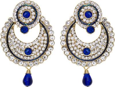 Mitthi Jewels Traditional Alloy Chandbali Earring