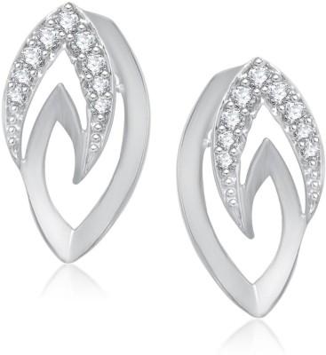 Amaal Amaal Earrings Fancy Party Wear Diamond Earrings For Women Cubic Zirconia Alloy Stud Earring