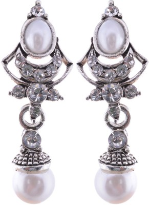Zakina ER026 Crystal Alloy Drop Earring