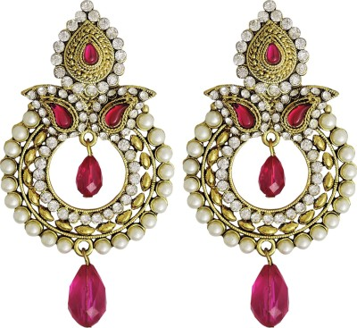 Aura Collection Statement01 Alloy Drop Earring