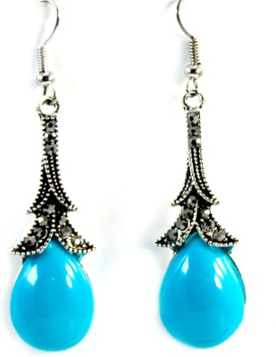 Gehnewala Brass Drop Earring