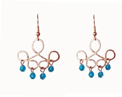 Gajraula Crafts Lovely Alloy Dangle Earring