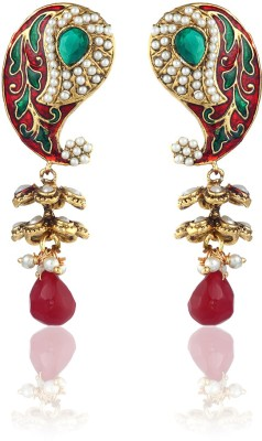 Allure Trendy and Elegant Alloy Drop Earring