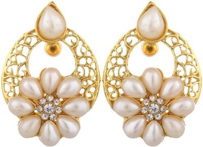 Shourya Indian Bollywood Earrings Alloy Stud Earring