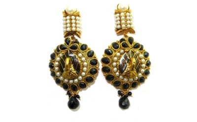 Keva Art Jewellery Alloy Drop Earring