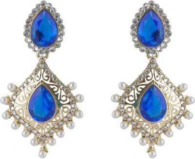 Inaya Everyday::Religious::Wedding & Engagement Brass Stud Earring