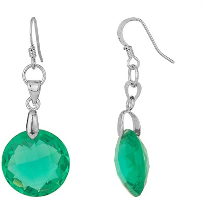 Aaradhya Precious Metal, Resin Dangle Earring