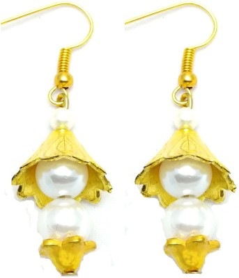 TimesDeals Times Sparkle Beads Alloy Drop Earring