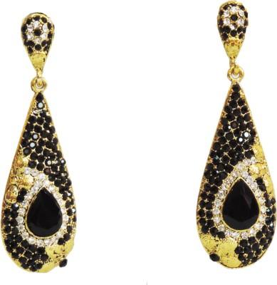 Traditsiya Design Royal Alloy Chandelier Earring
