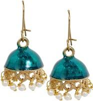 Maayra Crystal Copper Jhumki Earring best price on Flipkart @ Rs. 349