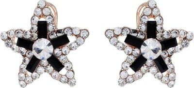 Numaish Star Earring Crystal Alloy Stud Earring