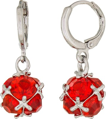 Luxor Valentine Special Alloy Earring Set