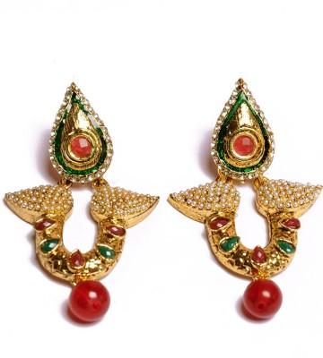 PFJ PFJ3008 Brass, Copper Drop Earring