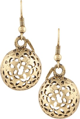 Castle Street Gold Trinket Alloy Dangle Earring