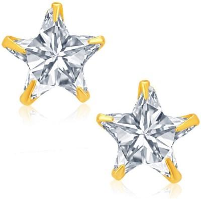 Shilpihandicrafts studstar08 Alloy Stud Earring