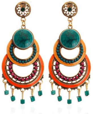 Gifts and Arts Alloy Drop Earring