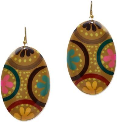 Jewel Paradise PMJPE-0084 Brass Dangle Earring