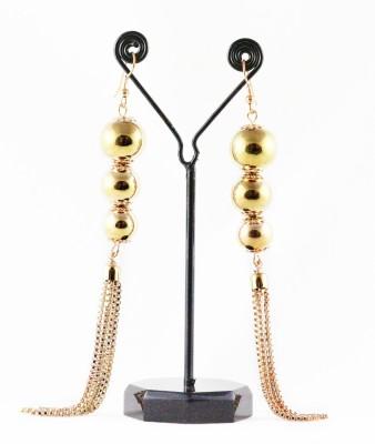 Bellofox Grace Gold Alloy Tassel Earring