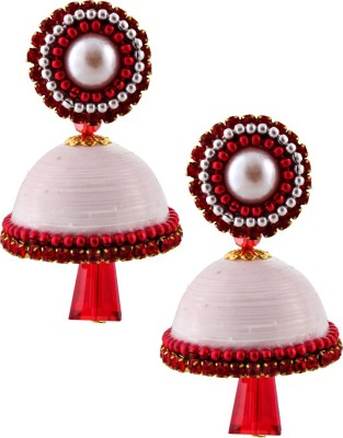 Halowishes EAR145 Paper Jhumki Earring