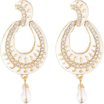 Neckies Afer0027 Brass Drop Earring