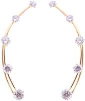 Jewels Galaxy Sensation AD Alloy Cuff Earring