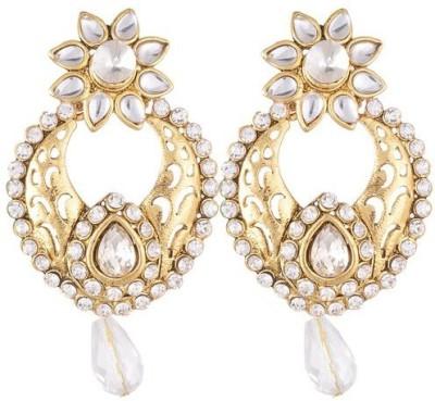 Neckies Afer034 Brass Drop Earring