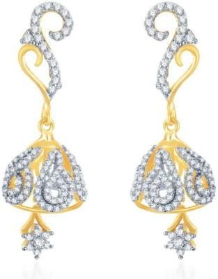 Sukkhi Modern Alloy Jhumki Earring