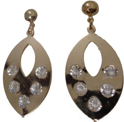 Vikash Enterprises Alloy Clip-on Earring, Drop Earring