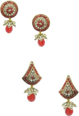 Taruni Combo Of 2. Alloy Earring Set