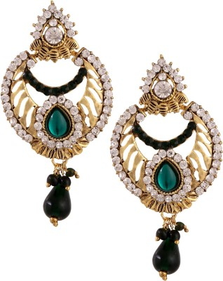 Ritus Collection RCE-0012 Alloy Chandbali Earring