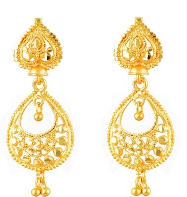 AAHAAN RETAILS AAER06 Alloy Jhumki Earring