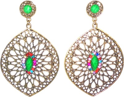 Adimani Treith Alloy Drop Earring