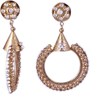 Jewels and Deals Fashion Earring by Jewels and Deals Brass Jhumki Earring