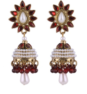 SP Jewellery Traditional ethnic jewels Alloy Hoop Earring