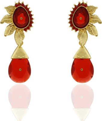 Ishaani Love Forever Alloy Drop Earring