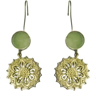 zenith jewels princess08 Brass Chandelier Earring