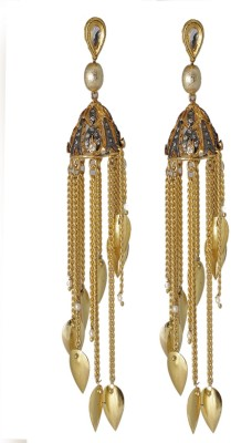 LE Alloy Jhumki Earring, Tassel Earring