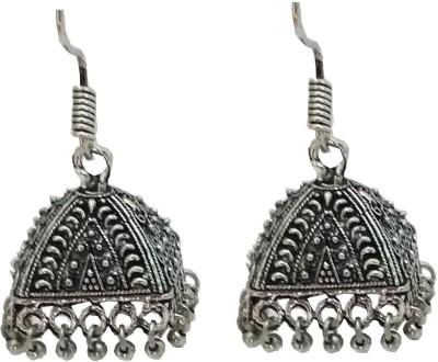 modifier Rajasthani culture Alloy Jhumki Earring