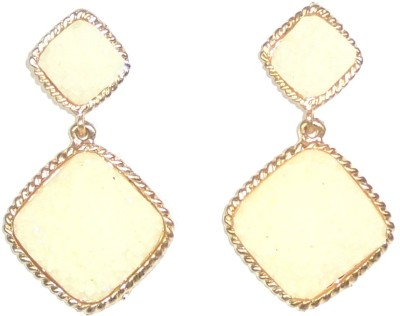 Adimani Umo Alloy Drop Earring